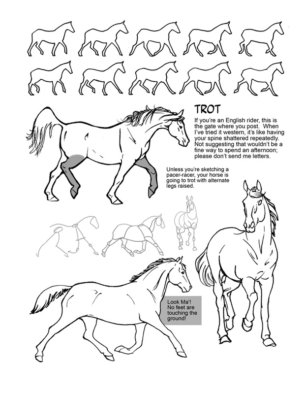 Majestic movement how to draw horses create a free website ccuart Gallery